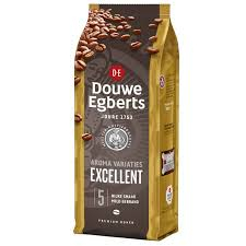 Douwe Egberts Excellent Aroma Boabe 500g 0