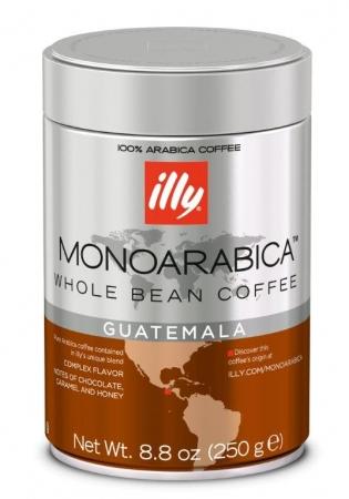 ILLY ESPRESSO, MONOARABICA- GUATEMALA, BOABE, 250G 0