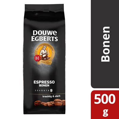 Douwe Egberts Espresso Boabe 500 g [0]