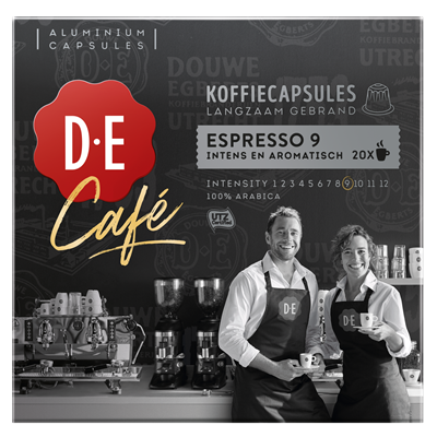 Capsule Douwe Egberts compatibile Nespresso® 20 buc [0]