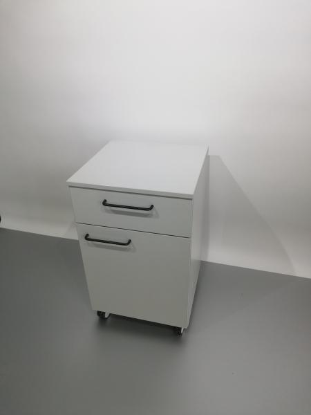Corp mobil under-bench de depozitare, cu un sertar si o usa - 500 mm 2