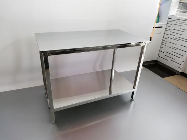 masa inox pentru laborator 0