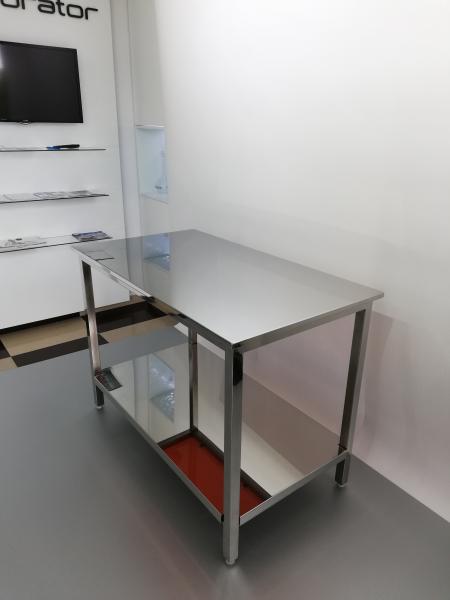 masa inox pentru laborator 3
