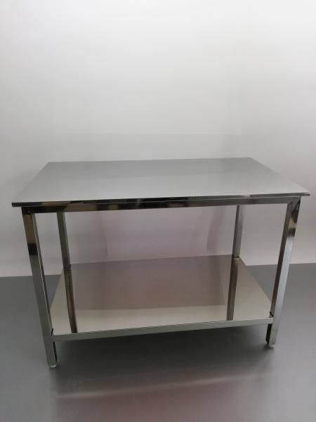masa inox pentru laborator 4