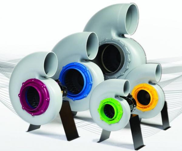 Sistem de aspiratie/exhaustare PP (250) - 3PH 2