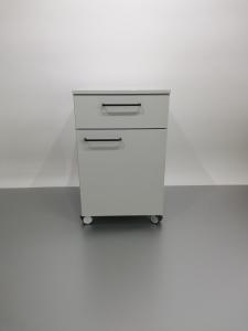 Corp mobil under-bench de depozitare, cu un sertar si o usa - 600 mm1
