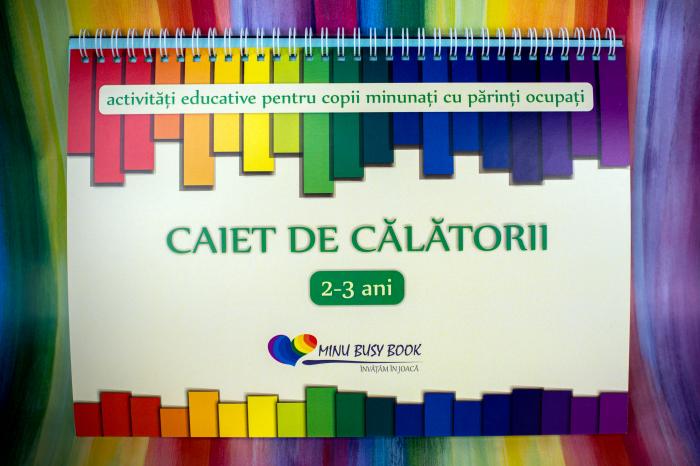 MBB Calatorii 2-3 ani 0