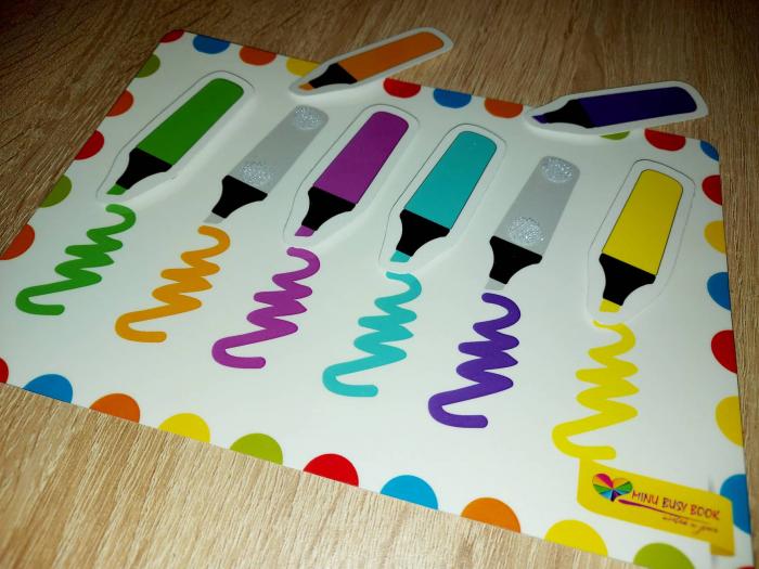 Culori - marker 0