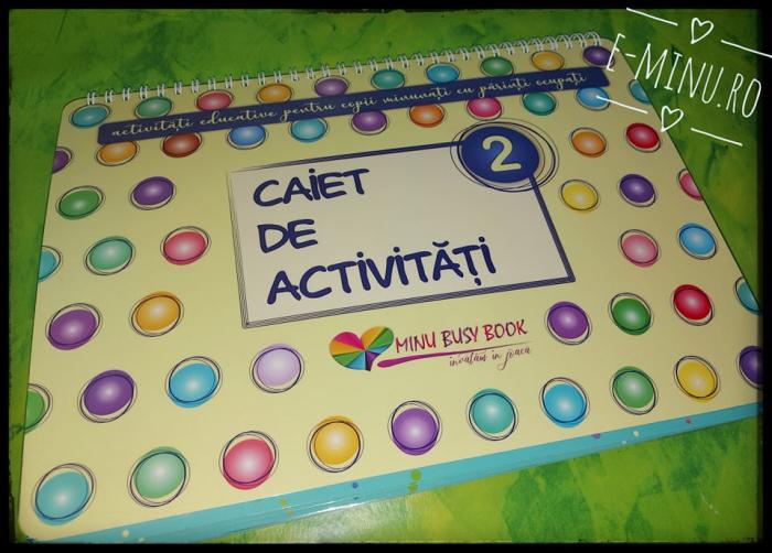 Minu Busy Book [1]