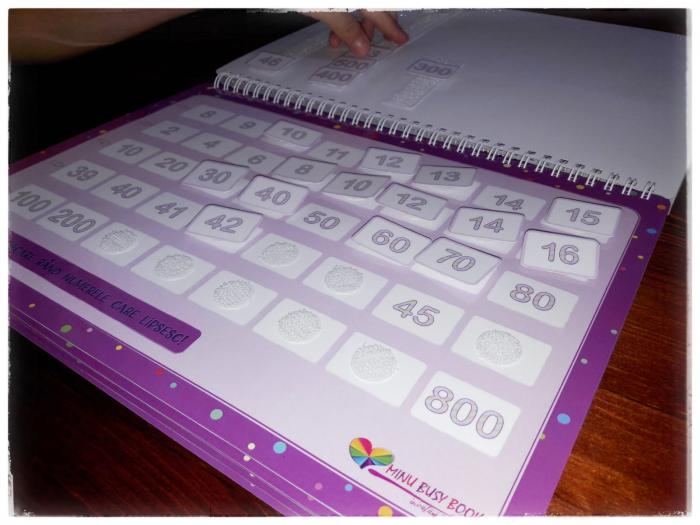 Minu Busy Book 14