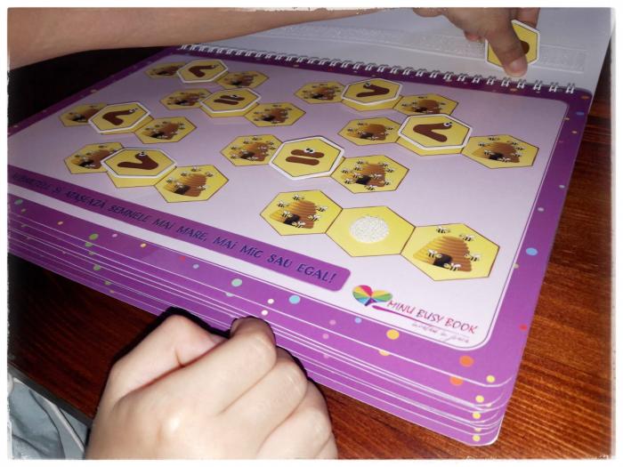 Minu Busy Book 8