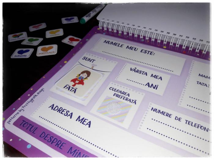 Minu Busy Book 30