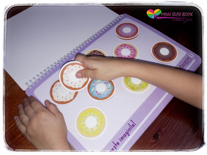 Minu Busy Book 1