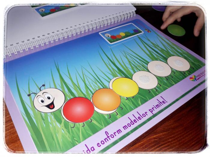 Minu Busy Book 10