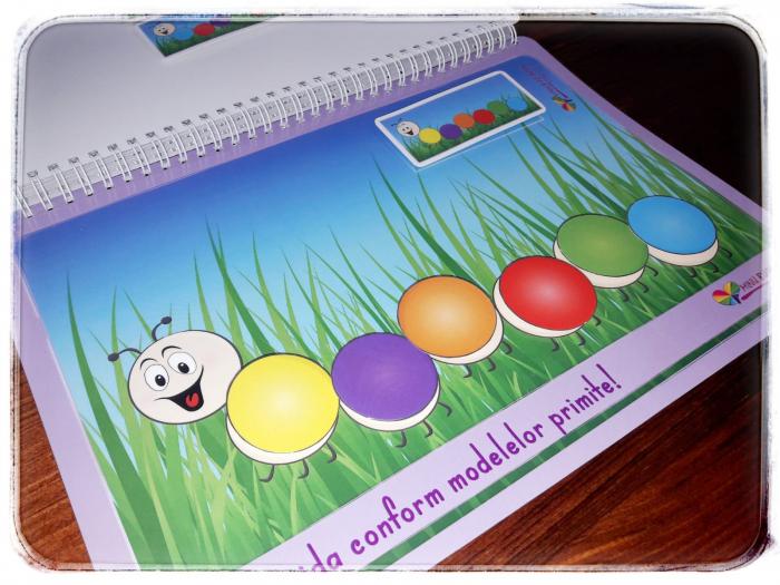 Minu Busy Book 9