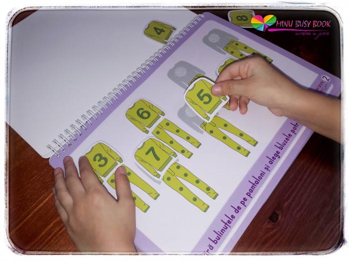 Minu Busy Book 2