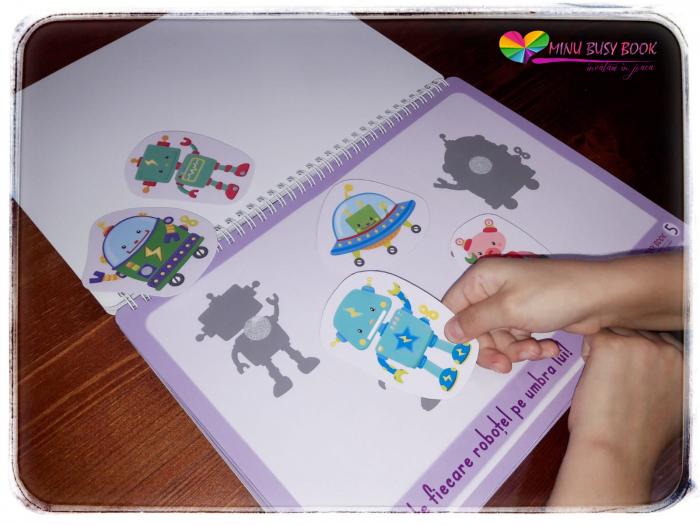Minu Busy Book 4