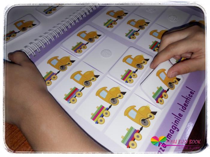 Minu Busy Book 5