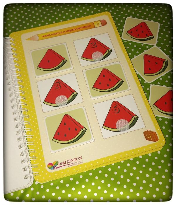 Minu Busy Book [4]