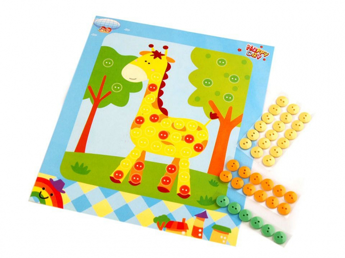 Lipeste nasturii - girafa [0]