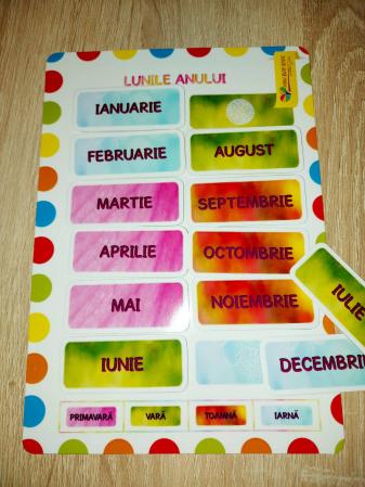 Anotimpurile si lunile anului [1]