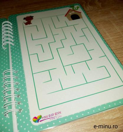 Labirinturi - caiet cu marker7