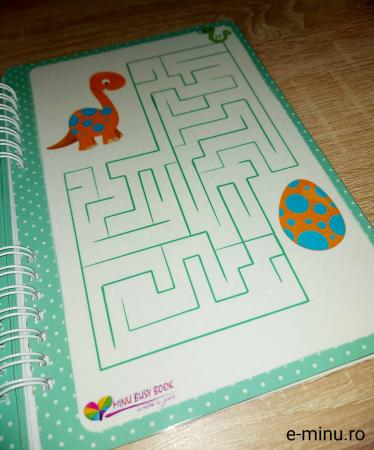 Labirinturi - caiet cu marker16