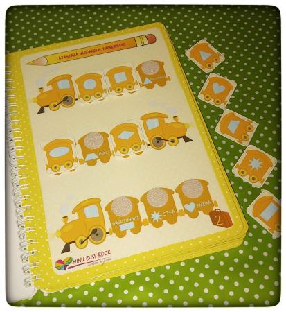 Minu Busy Book [2]