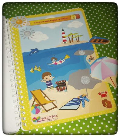 Minu Busy Book [8]