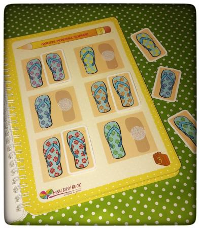 Minu Busy Book [3]