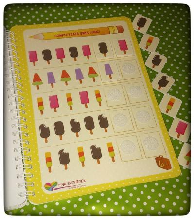 Minu Busy Book [6]