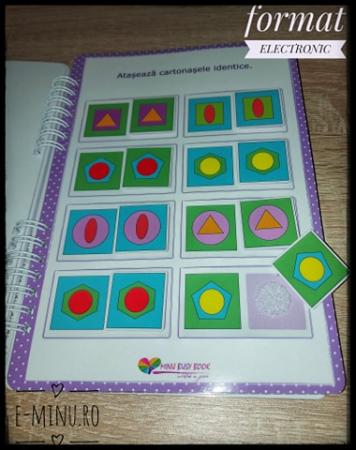 Fise de activitati - FORME GEOMETRICE - PDF [5]