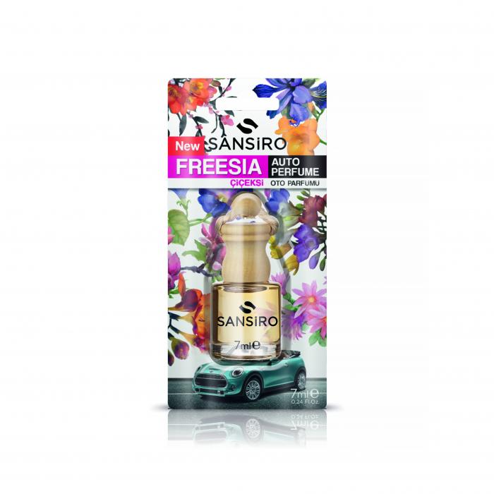 Auto Perfume Freesia 0