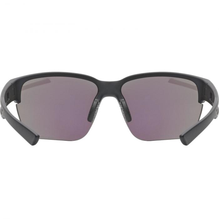 Ochelari de soare uvex sportstyle 805 CV black mat 3