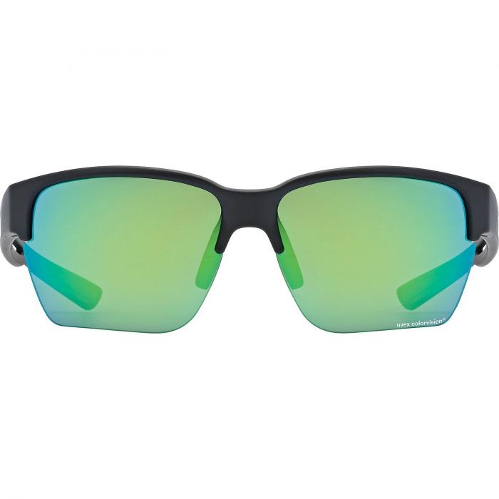 Ochelari de soare uvex sportstyle 805 CV black mat 0