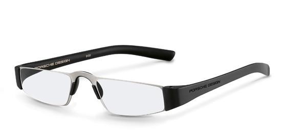 Ochelari de citit Porsche Design P8801 Argintiu/Negru [0]