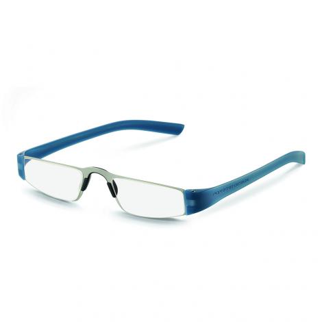 Ochelari de citit Porsche Design P8801 Argintiu/Albastru 0
