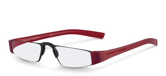 Ochelari de citit Porsche Design P8801 Roșu 0