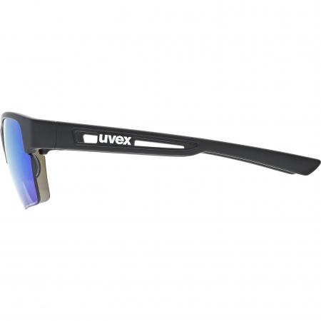 Ochelari de soare uvex sportstyle 805 CV black mat2