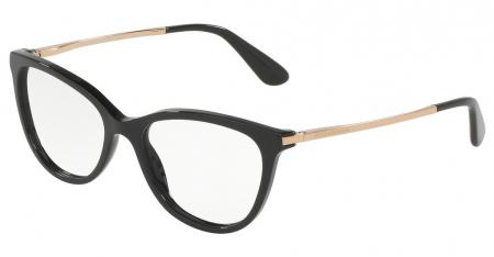 Ochelari damă cu lentile pentru protecție calculator Dolce & Gabbana 0DG3258 501 TIK1
