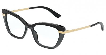 Ochelari damă cu lentile pentru protecție calculator Dolce & Gabbana  0DG3325 3246 - TIK1