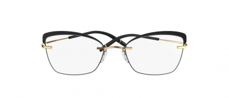 Ochelari de vedere Silhouette 5518 FT 7530 TMA - The Icon. Accent Rings0