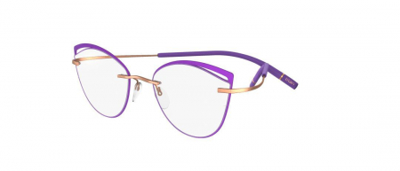 Ochelari de vedere Silhouette 5518 FU 3530 TMA - The Icon. Accent Rings1