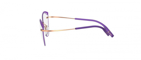 Ochelari de vedere Silhouette 5518 FU 3530 TMA - The Icon. Accent Rings2