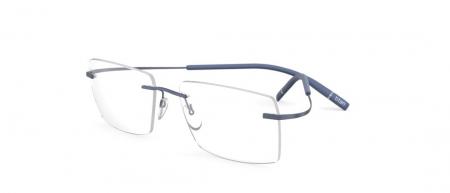Ochelari de vedere Silhouette 5541 FQ 4540 TMA - The Icon1