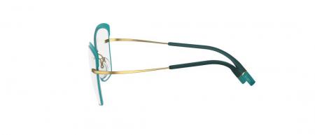 Ochelari de vedere Silhouette 5518 FT 5540 TMA - The Icon. Accent Rings2