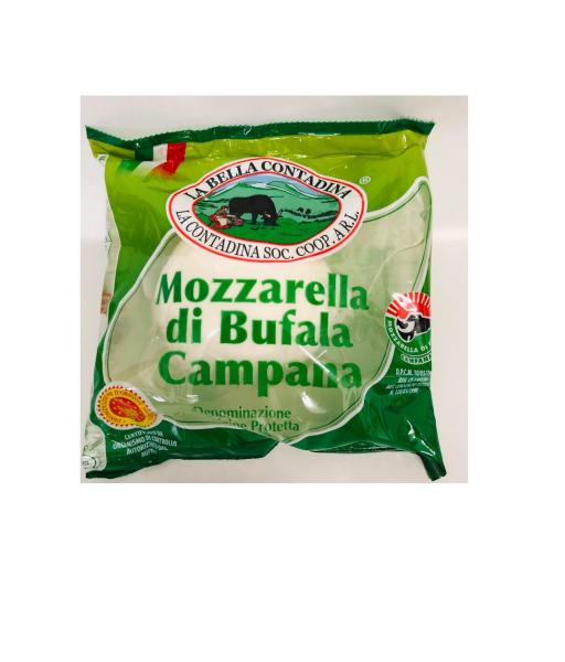Mozzarella Bufala 125gr 0