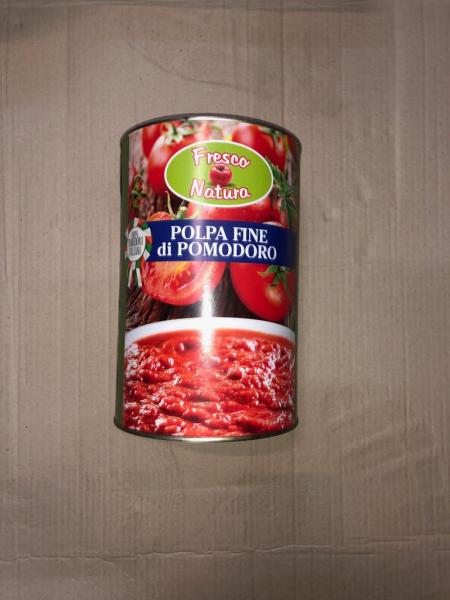 Pulpa de rosii 4.10kg 0