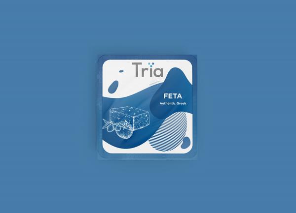 Branza Feta 2kg Authentic Greek Tria 1