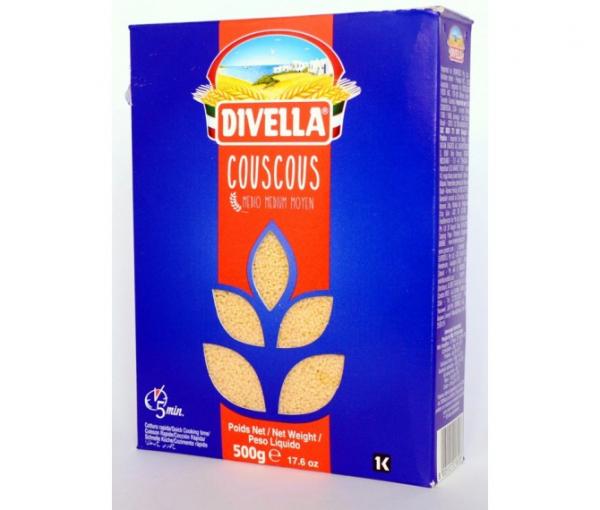 Couscous Divella 500gr 0